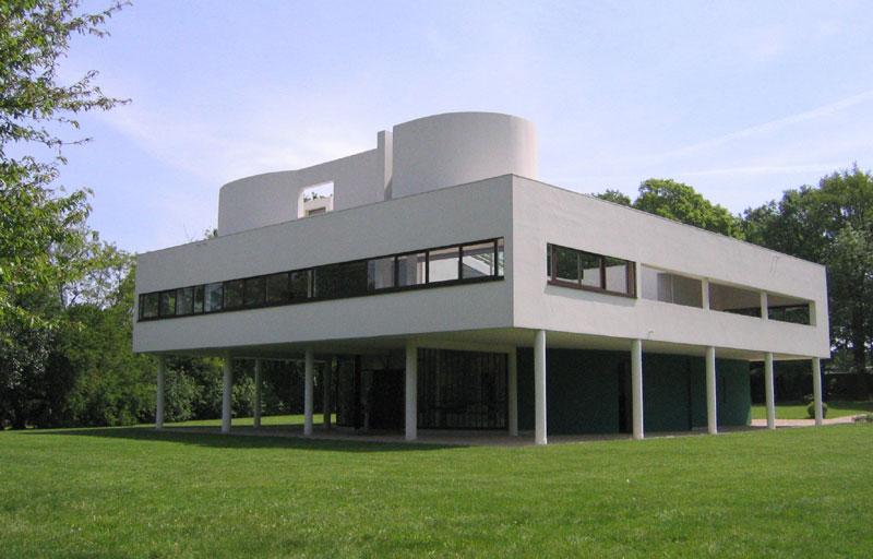 Maison moderne : Le Corbusier - Villa Savoye