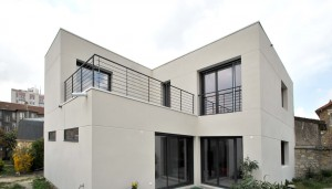 Maison contemporaine BBC