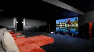 maison home cinéma