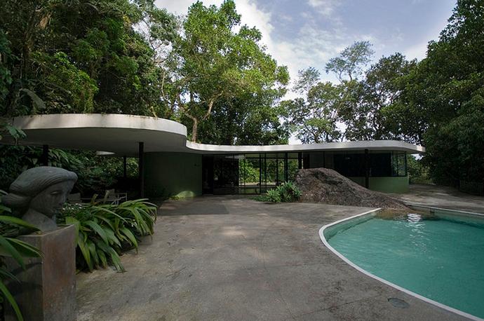 Maison moderne : Le Corbusier - Maison à Las Canoas