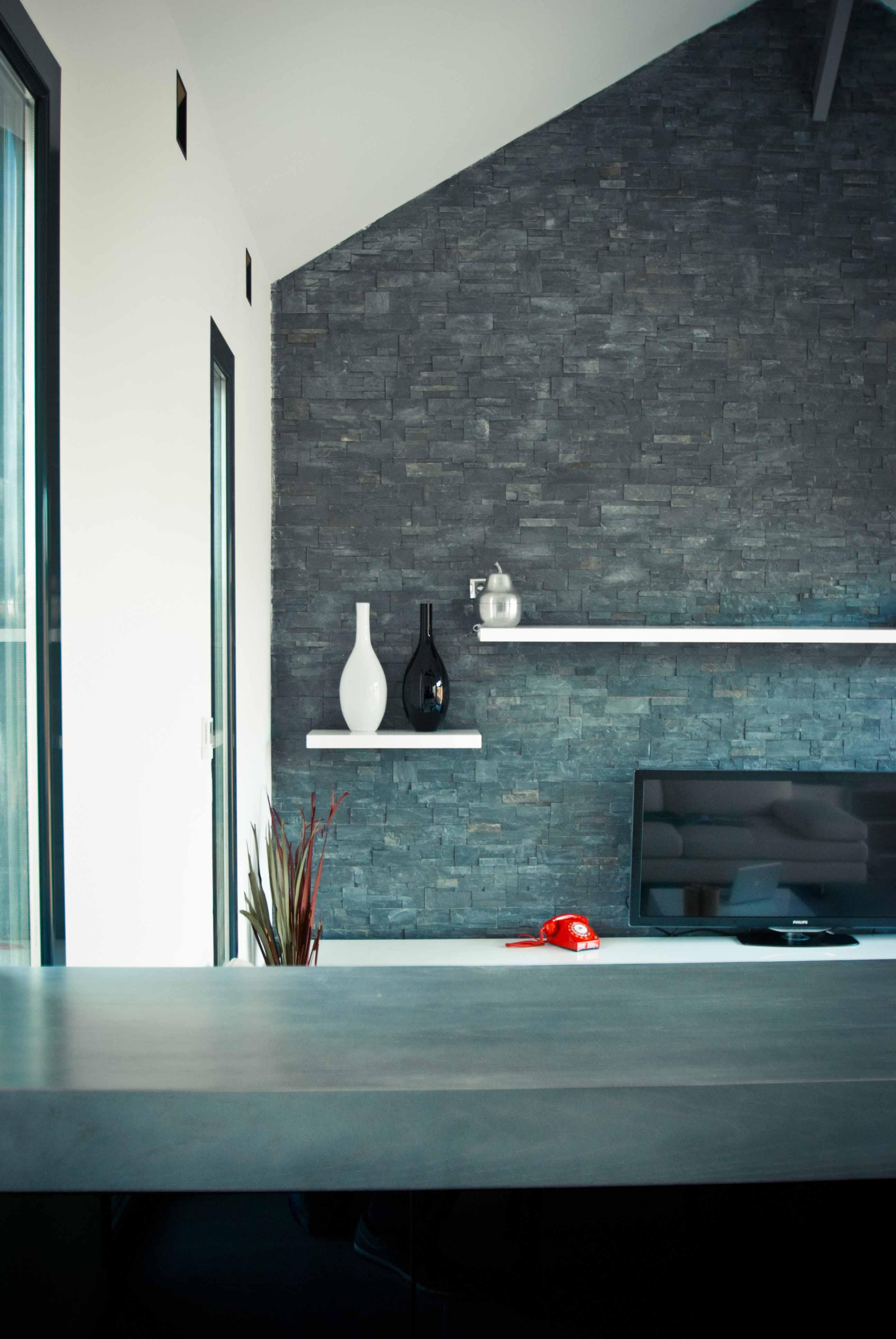 Emejing interieur maison moderne architecte gallery for Concepteur maison
