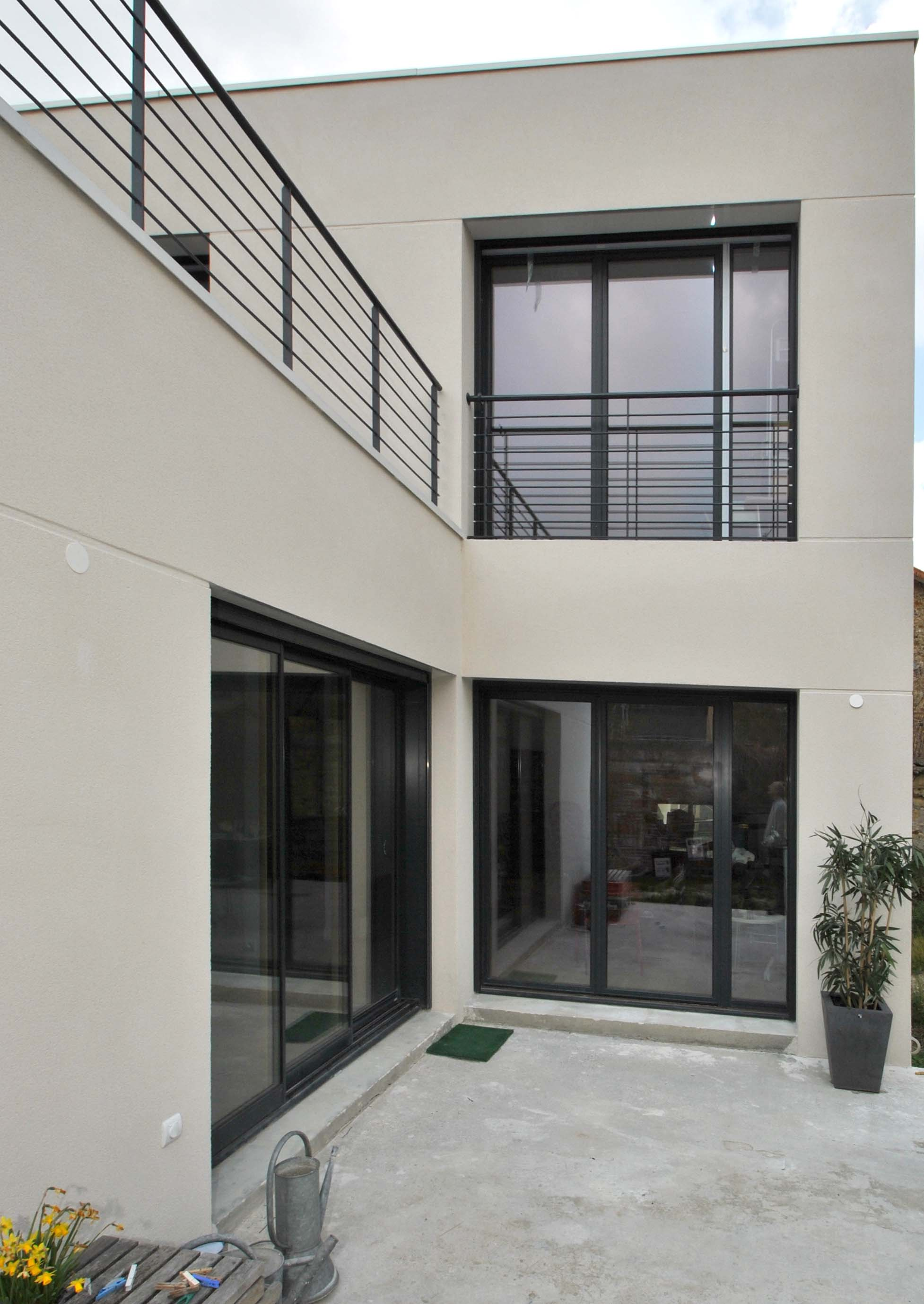 Photo3 maison contemporaine clm 92